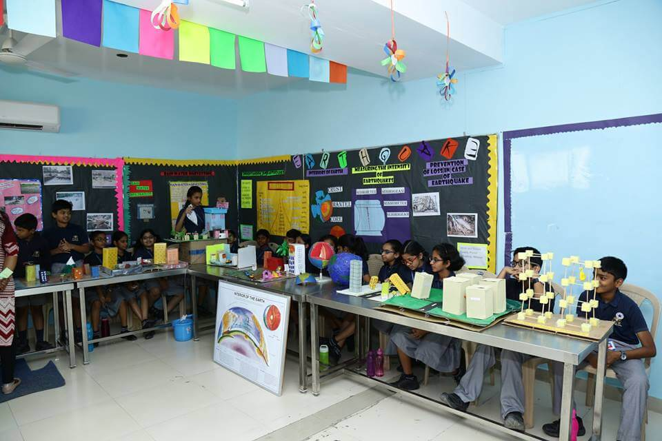 Science Laboratory Demonstrations