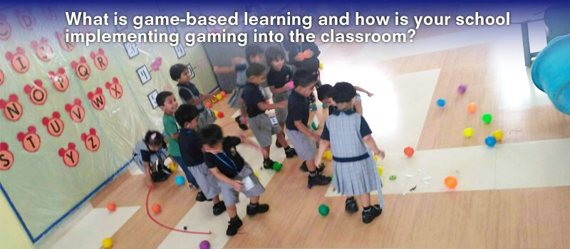 What is game-based learning and how is your school implementing gaming into the classroom?
