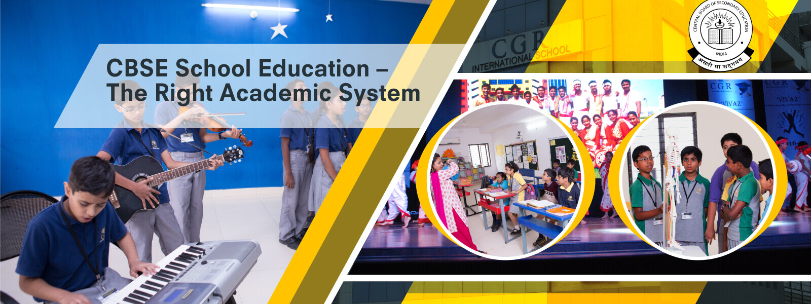 CBSE School Education – The Right Academic System