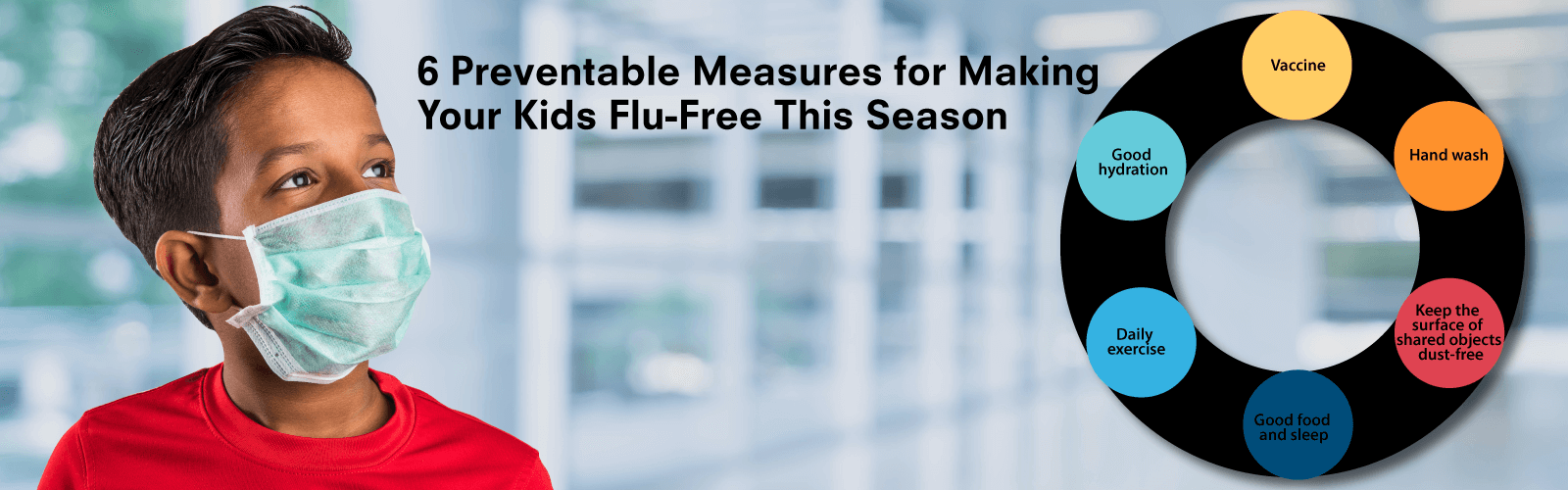 six Preventable Measures for Making Your Kids Flu-Free This Season
