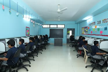 CGR INTERNATIONAL SCHOOL - Computer Lab