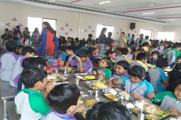CGR INTERNATIONAL SCHOOL - Dining Hall