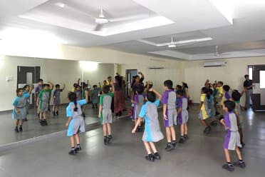 CGR INTERNATIONAL SCHOOL - Music and Dance
